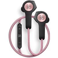 B&O PLAY Beoplay H5 无线蓝牙耳机 颈挂入耳式 玫瑰粉色 磁吸断电 带线控麦克风可通话
