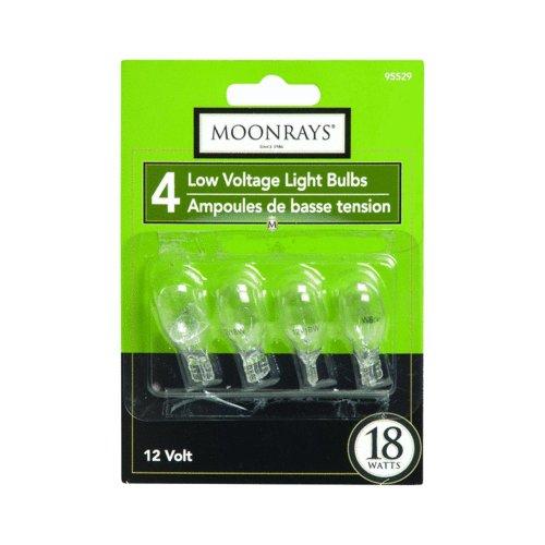 Moonrays 95529 Wedge 18 watt 4 Pack