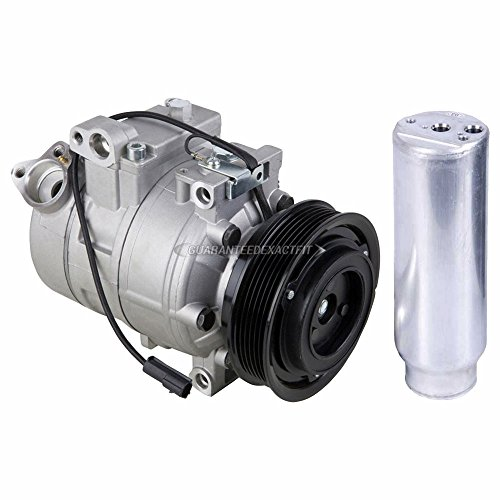 AC Compressor w/A/C Drier For Porsche Boxster & Cayman 986 987 - BuyAutoParts 60-89788R2 New