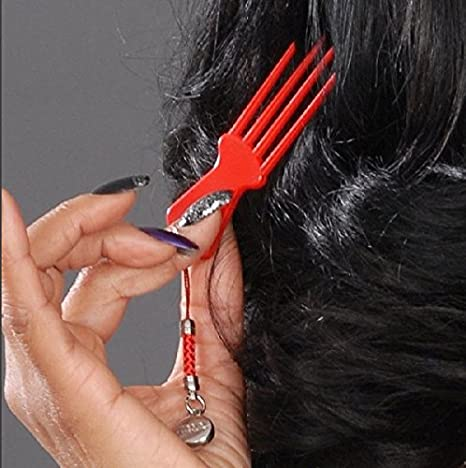 Weave Scratcher - The Best Way to STOP THE PAT!, Red
