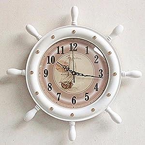 51xW2YhfvzL._SS300_ Coastal Wall Clocks & Beach Wall Clocks