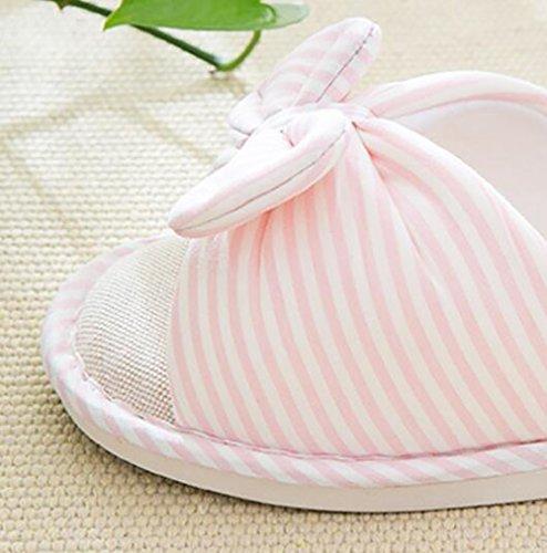 Le Fond Famille Chaussons Confortable 39 Couple Mou Chaussures E 38 Épaissir 260Cm C Chaussons Papillon SHANGXIAN Noeud Décoration 8zgw5xtqz