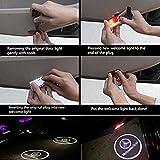 Ann Bully Car Door LED Ghost Shadow Light Welcome