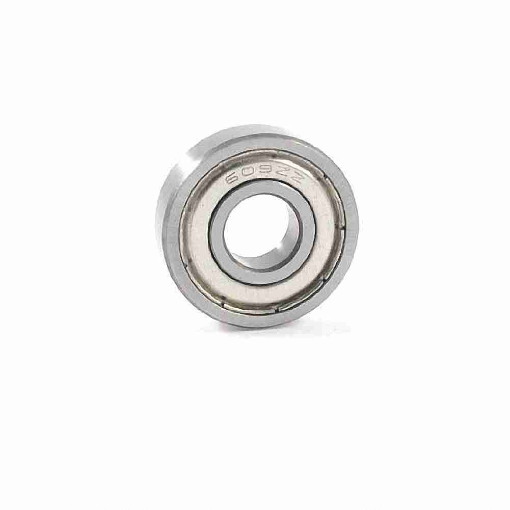 Move&Moving(TM) Replacement 24mm x 9mm x 7mm Shielded Deep Groove Ball Bearing 609ZZ