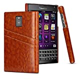 Best Card Passports - Blackberry Passport Case,3C-Aone [Card Slot Vintage Series] Soft Review