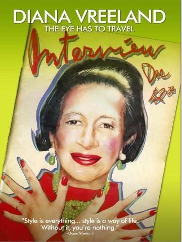 Diana Vreeland: The Eye Has to Travel (2011) (Movie)