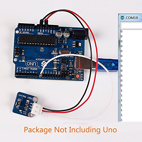 SunFounder Switch Hall Sensor Module for Arduino and Raspberry Pi