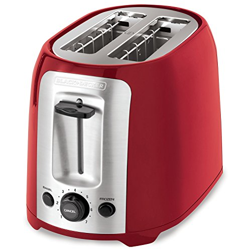 red small toaster oven - 4