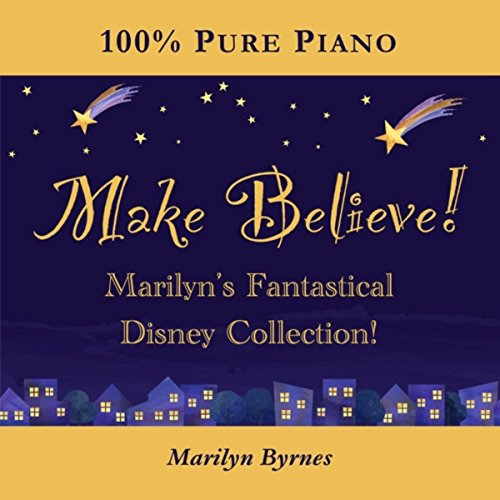 Make Believe! Marilyn's Fantastical Disney Collection!