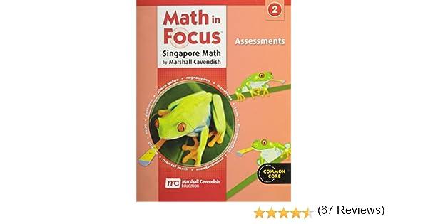 Math in Focus: Singapore Math: Assessment Grade 2: GREAT SOURCE ...