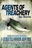 img - for Agents of Treachery by Lee Child (2011-12-01) book / textbook / text book