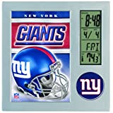 Wincraft New York Giants Desk Clock