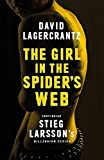 The Girl in the Spider's Web (Millennium Series) by Lagercrantz, David (August 27, 2015) Hardcover