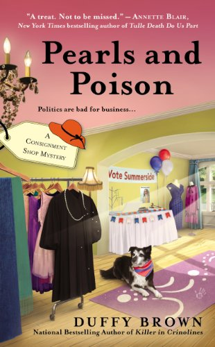 Pearls and Poison (A Consignment Shop Mystery Book 3)