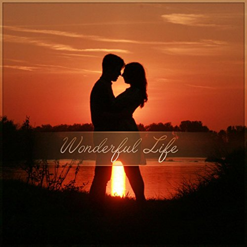 Wonderful life romantic piano music background