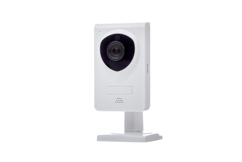 amazon com cleverloop 4 wide angle indoor wifi security cameras