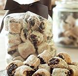 Mini Cuccidati Figs or Buccellati Cookies