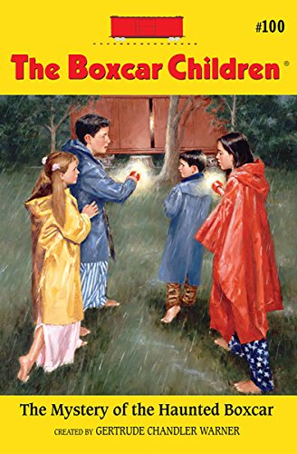 The Mystery of Haunted Boxcar (The Boxcar Children Mysteries Book 100)]()