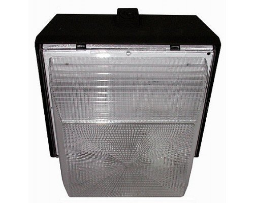 "Ark Lighting 12"" Square Canopy Light ASM12-150HPS 150W HIGH PRESSURE SODIUM QUAD TAP"