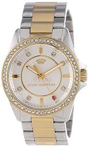 "Juicy Couture Women's 1901078 ""Stella Mini"" Two-Tone Bracelet Watch"
