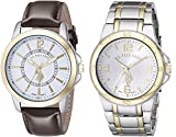 Men S Best Deals - U.S. Polo Assn. Classic Men's USC2254 Set of Two Two-Tone Watches