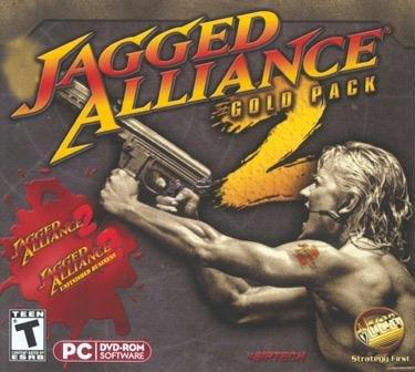 Jagged Alliance 2 Gold Pack - Jagged Alliance 2 - Gold Pack