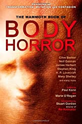 Mammoth Book of Body Horror (Mammoth Books)