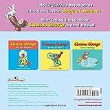 Jorge el curioso y el conejito/Curious George and the Bunny (Spanish and English Edition)