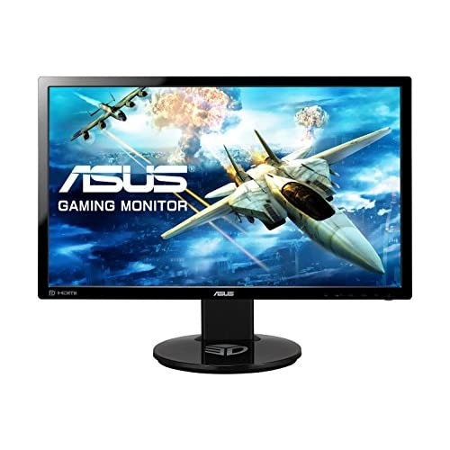 chollos oferta descuentos barato ASUS VG248QE Serie VG248 Monitor de Gaming de 24 Full HD 1920x1080 1 ms Free Sync HDMI x2 DisplayPort D Sub Flicker Free Panel TN altavoces con base ergonómica color Negro