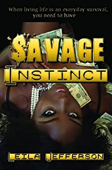 Savage Instinct by [Jefferson, Leila]