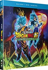 Knowing that there are increasingly powerful forces in the universe that he has yet to encounter, Goku spends all of his time training to achieve greater strength. One fateful day, a mysterious new Saiyan appears before Goku and Vegeta: Broly...
