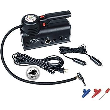 Amazon.com: Bon-aire Atp50 12 Volt 250 Psi Compact Air ...