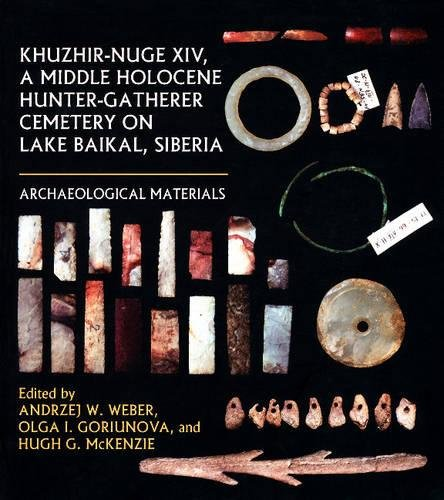 Download Khuzhir-Nuge XIV, a Middle Holocene Hunter-Gatherer Cemetery on Lake Baikal, Siberia: Archaeological Materials (Northern Hunter-Gatherers Research Series) pdf