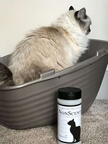 Large Product Image of NonScents Odor Control Cat Litter Deodorizer - Professional Strength Odor Neutralizer, 16oz