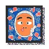 Wipe wipe laugh furoshiki Hyottoko (japan import)