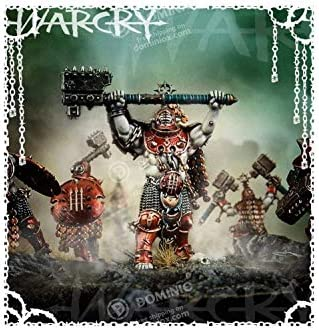 Games Workshop WARCRY - Iron Golem: Amazon.es: Juguetes y juegos