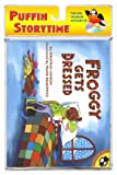 Froggy Gets Dressed (book and CD)(Puffin Storytime)