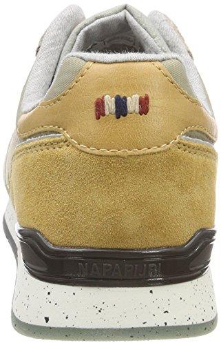Homme Napapijri Rabari beige Baskets Mehrfarbig 0zxOwaqx