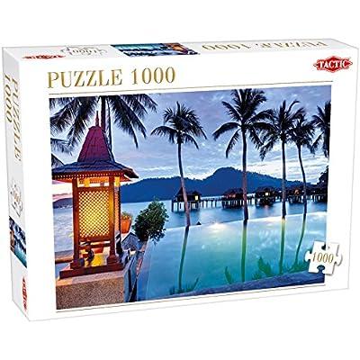 Tactic 1369644 Cm Pangkor Laut Resort Puzzle Da Pezzi Modellicolori Assortiti 1 Pezzo