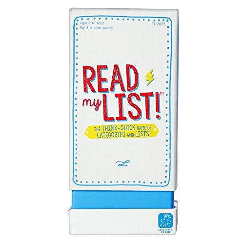 Read My List! Game ()