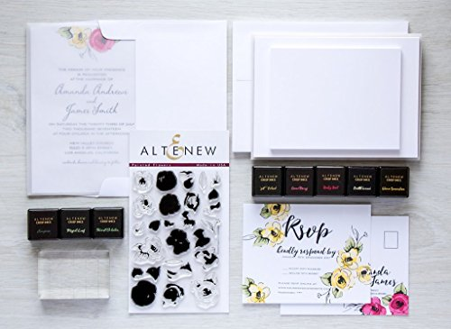Altenew Celebrations/Wedding Stamping Kit by Altenew