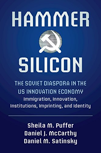 (Hammer and Silicon: The Soviet Diaspora in the U.S. Innovation Economy - Immigration, Innovation, Institutions, Imprinting, and Identity)