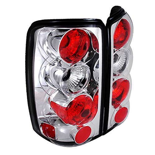 (Spec-D Tuning LT-DEN00-TM Spec-D Altezza Tail Light Chrome)