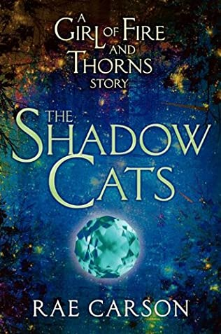 book cover of   The Shadow Cats