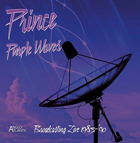 Broadcasting Live 1985-1990 (Prince Live Cd)