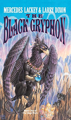 The Black Gryphon (Mage Wars)