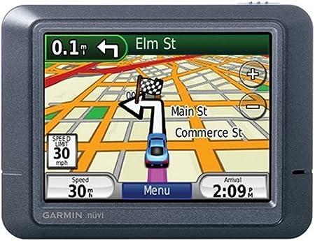 Garmin nüvi 265/265T 3,5 Pulgadas portátil con Bluetooth GPS Navigator con tráfico