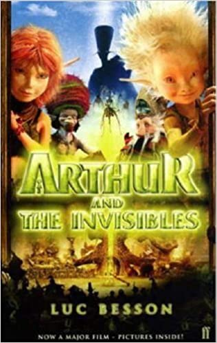 Arthur And The Invisibles Amazon Co Uk Besson Luc 9780571232468 Books