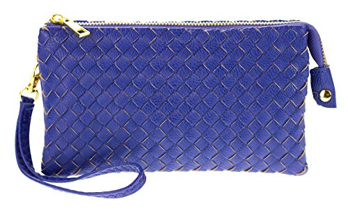 Collection Classic Leather Wristlet Clutch product image