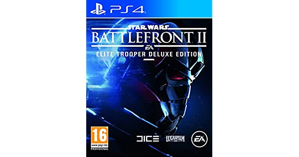 Star Wars Battlefront 2 Elite Trooper: Amazon.es: Videojuegos